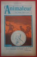 L'animateur Des Temps Nouveaux - 4ème Année N°175, 12 Juillet 1929; Illustré Par Boirau - Livres, BD, Revues
