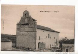 64 - MENDIONDE . L'ÉGLISE - Réf. N°17398 - - France