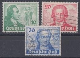 Berlin Minr.61-63 Gestempelt - Berlin (West)