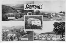 CPSM - SAULXURES (67) - Carte Multi-Vues - Aspect De La Colonie De Vacances  En 1958 - Autres Communes
