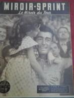 Miroir Sprint N° 425 2 Août 1954 Tour De France Louison Bobet Vainqueur - Sport