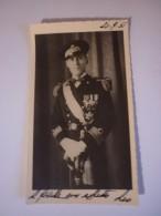 FIUME-MILITARY-MARINE CAPTAIN L.C.-1951-PHOTO - Uniformen