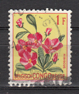 Congo Belge 310 Obl. - Congo Belge