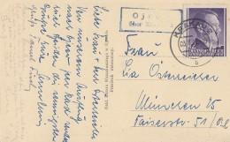 GG AK Ojcow EF Minr.75 Krakau 3.8.42 Lpst. Ojcow über Krakau - Besetzungen 1938-45