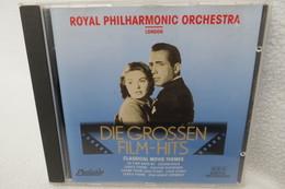 "CD ""Die Grossen Film-Hits"" Classical Movie Themes, Royal Philharmonic Orchestra London - Filmmusik"