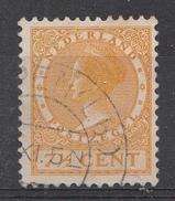 Pays-Bas 1924 Mi.nr.:153 Königin Wilhelmina  Oblitérés / Used / Gestempeld - 1891-1948 (Wilhelmine)