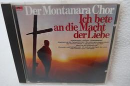 """CD """"Der Montanara Chor"""" Ich Bete An Die Macht Der Liebe - Gospel & Religiöser Gesang"""