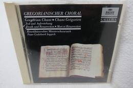 """CD """"Gregorianischer Choral"""" Benediktinerabtei Münsterschwarzach - Gospel & Religiöser Gesang"""