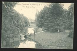 +++ CPA - ST TROND - ST TRUIDEN - Exposition Provinciale Du Limbourg - Vue Dans Le Parc - De Graeve 12418   // - Sint-Truiden