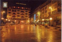 CPM Andorre - Valls D'Andorra - Les Escaldes - Placa Dels Coprinceps - Hotel Roc Blanc - Andorre