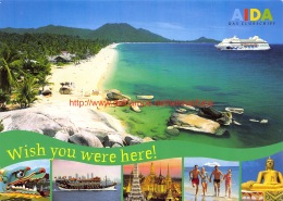 Aida, Das Clubschiff - Malaysia
