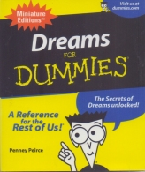 ##Dreams For DUMMIES## By Penney Peirce - Illustrations By Gwen Galeone / Cartoons Rich Tennant. Issued By RUNNING PRESS - Boeken, Tijdschriften, Stripverhalen
