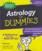 ##Astrology For DUMMIES## By Rae Orion - Illustrations By Serrin Bodmer / Cartoons Rich Tennant. Issued By RUNNING PRESS - Livres, BD, Revues