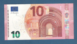 EURO - OLANDA - 2014 - BANCONOTA DA 10 EURO SERIE PA (P002I1) DRAGHI - NON CIRCOLATA (FDS-UNC) - IN OTTIME CONDIZIONI. - EURO