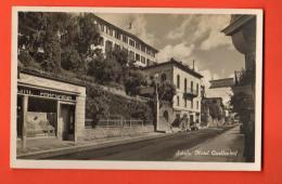 FIB-07 Schuls  Hotel Quellenhof Parfumeur. Gelaufen In 1932 - GR Grisons