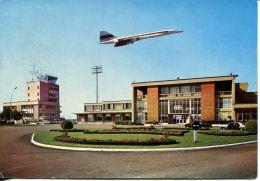N°51475 -cpsm Toulouse Blagnac Aéroport-passage Du Concorde- - 1946-....: Moderne
