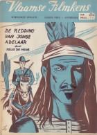 1965 : Vlaamse Filmpjes Nr.646 :  ## De Redding Van Jonge Adelaar ## Door FELIX DEMOOR. - Juniors