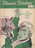 1965 : Vlaamse Filmpjes Nr.655 :  ## De Verloren Hond ## Door R. JORIS. - Kids