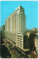 Y2585 Hong Kong - Hysan Avenue - HotelLee Gardens / Non Viaggiata - Chine (Hong Kong)