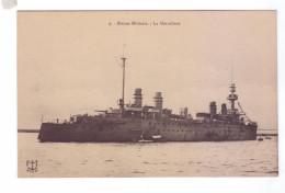Marine Militaire  La Marseillaise Bateau De Guerre - Guerra