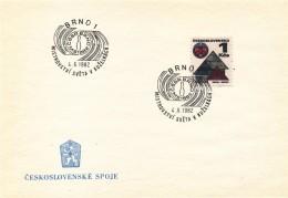 K9047 - Czechoslovakia (1982) Brno 1: World Championship In Bowling