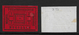 Russia - Zemstvo - Ustsysolsk Ch. #7a, Sch. 8, MLH OG, F-VF - 1857-1916 Empire