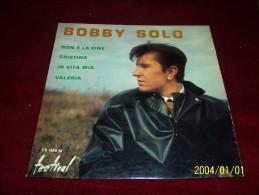 BOBBY  SOLO  °  NON E LA FINE - Vinyl Records