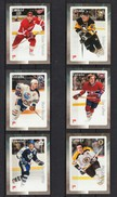 2016 Canada Hockey NHL Player Great Canadian Forwards Mini Sheet Set Of 6 MNH - 1952-.... Regno Di Elizabeth II