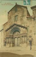 13 ARLES FACADE DE ST TROPHIME  BOUCHES DU RHONE - Arles