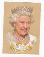 Queen Elizabeth II Great Brittain Rood 1605 - Familles Royales