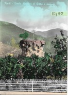 Lazio-latina-fondi Veduta Tomba Romana Di Galba E Aranceto ( Col.lucido) - Italia