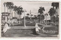 Carte Photo // Maranhão // Praça Gonçalves Dias (Empty Back Side) - São Luis