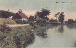 Genk Genck - Un Coin De Marais (colorisée, Gekleurd, 1910) - Genk