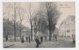 BELGIQUE - Flandre Orientale, GAND La Place D'Armes (voir Descriptif) - Gent