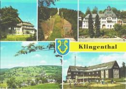 Klingenthal - Mehrbildkarte 12 - Klingenthal