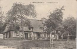 27 - DRUCOURT - Chaumière Normande - Otros Municipios