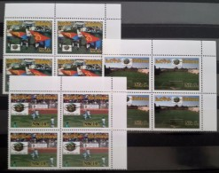 ERITREA Erythrée 2007 MNH ** 50th Anniv African Football CAF - 50 ° Anniversario African CAF - Matching Co - Eritrea