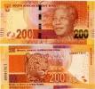 SOUTH AFRICA       200 Rand       P-142       ND (2013)       UNC - Afrique Du Sud
