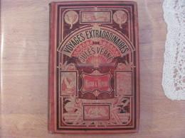 Jules Verne Hetzel Voyages Extraordinaires La Maison A Vapeur  Lenegre Rel. 2 Elephants - Livres, BD, Revues