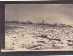 Handzame KORTEMARK Zicht In De Sneeuw FOTO - Kortemark