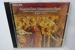 "CD ""Gregorian Chant"" Choralschola Der Wiener Hofburgkapelle P. Hubert Dopf S.J. - Gospel & Religiöser Gesang"