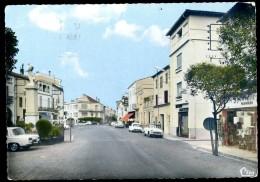 Cpsm  Du 66  Le Boulou -- Route Nationale     JIP21 - Autres Communes