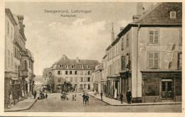 SAARGEMUND(MOSELLE) - Other Municipalities