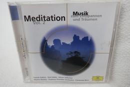 """CD """"Meditation Vol. 2"""" Musik Zum Entspannen Und Träumen - Musik & Instrumente"""