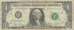 1  DOLLARO -- 1969--  SERIE H93562448A - Estados Unidos
