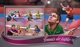 Togo. 2016 Table Tennis. (323a)