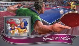 Togo. 2016 Table Tennis. (323b)