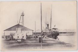SFAX - Le Port - Paquebot - Geiser 3 - Tunisie
