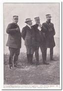 Joffre, Castelnau, Gouraud - Personen