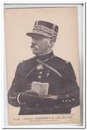 General Currieres De Castelnau, Commandant L'armee De Nancy - Personnages